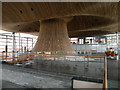 ST1974 : Inside Y Senedd by Keith Edkins