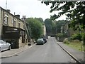 SE1422 : Victoria Street - Gooder Lane by Betty Longbottom