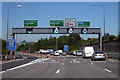 TQ5571 : Junction 2, M25 by Oast House Archive