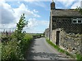 SE2130 : New Lane, Tong by Humphrey Bolton