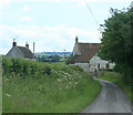 ST6264 : 2009 : Approaching Publow Farm by Maurice Pullin