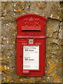 ST4202 : Burstock: George VI-reign postbox by Chris Downer