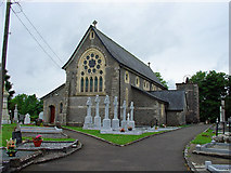 H2315 : St Patrick's church: Kildallon, Co. Cavan by Dylan Moore