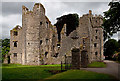 W5698 : Castles of Munster: Mallow, Cork by Mike Searle