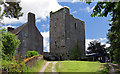 X0173 : Castles of Munster: Castle Richard, Cork by Mike Searle