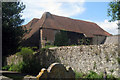 TQ9549 : Oast House at Place Farm, Market Place, Charing, Kent by Oast House Archive
