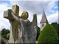 TQ2054 : Funerary Memorial, Headley : Week 27