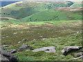 SK1989 : Derwent Edge towards Dovestone Clough by Chris Wimbush