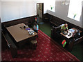 NY7708 : Interior of Kirkby Stephen youth hostel (2) by Stephen Craven