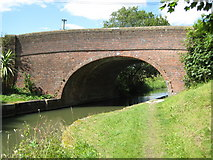 SU0363 : Kennet and Avon Canal: Horton Bridge by Nigel Cox