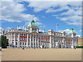 TQ2980 : Horseguards Parade, London SW1 by Christine Matthews