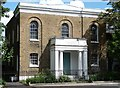 TQ3074 : Former Congregational Church, St Matthew's Road by Stephen Richards