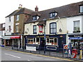 TR1534 : The Globe Inn, Hythe by Chris Whippet