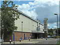 ST2525 : The Odeon Cinema, Taunton by Ken Grainger