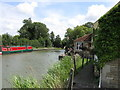 ST9361 : The Kennet and Avon canal  at  Seend Cleeve by Derek Voller