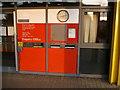 SZ0194 : Fleetsbridge: postbox № BH17 2000, Witney Road by Chris Downer