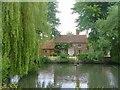 SU6979 : Pond, Kidmore End by Derek Harper