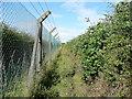 TL0459 : Bedford Autodrome perimeter 1 by Jonathan Billinger