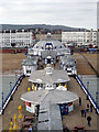 TV6198 : Eastbourne Pier, Grand Parade, Eastbourne, East Sussex by Oast House Archive