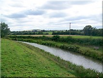 SU0563 : Kennet and Avon Canal, Horton by Miss Steel
