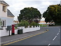 SZ0290 : Poole: postbox № BH14 160, Sherwood Avenue by Chris Downer