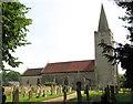 TM3288 : All Saints Church by Evelyn Simak