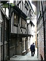SE6051 : Lady Peckett's Yard, York : Week 31