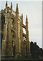 TA0339 : Flying Buttresses, St Mary's church, Beverley by Stephen Craven