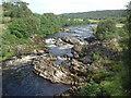 NC9021 : River Helmsdale by Eric Garner
