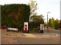 SZ0292 : Parkstone: postbox № BH15 182, Harbour Hill Road by Chris Downer