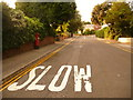 SZ0391 : Parkstone: postbox № BH14 55, Springfield Road by Chris Downer