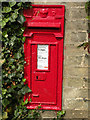 TL5064 : Clayhithe: Victorian postbox № CB25 264 by Keith Edkins