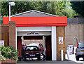 SP9808 : Car wash on Berkhamsted High Street : Week 33