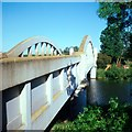 TL5372 : Dimmock's Cote bridge by Ben Harris