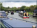 SP9214 : Grand Union Canal: Marsworth Flight: Between Locks 39 and 40 by Chris Reynolds