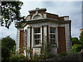 SK5444 : Bulwell Library (2) by Alan Murray-Rust