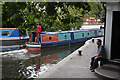 TQ2681 : Grand Union Canal, Little Venice by Martin Addison