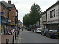 SK5445 : Bulwell Main Street, looking south by Alan Murray-Rust