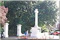 TR3967 : War memorial, Broadstairs by N Chadwick