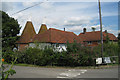 TQ7537 : The Lower Oast House, Four Wents Farm, Goudhurst Road, Cranbrook, Kent by Oast House Archive
