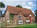 SP9307 : The Village Hall, Cholesbury, Buckinghamshire by Gerald Massey