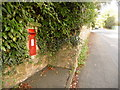 SY3392 : Lyme Regis: postbox № DT7 35, Uplyme Road by Chris Downer