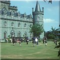 NN0909 : Inveraray Castle by G E Jeal