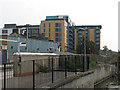 TQ3776 : Apartment block on Conington Road, Lewisham by Stephen Craven