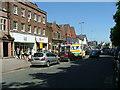 SP1091 : High Street, Erdington, Birmingham by Alan Spencer