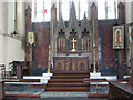 TQ2773 : St Mary Magdalene, Wandsworth Common: altar by Stephen Craven