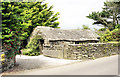 SX0688 : Fisherman's Cottage, Bossiney Road by Andrew Hackney