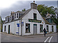 NO1591 : Strachans store, Braemar by Richard Dorrell