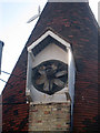 TQ6747 : Electric Fan on Bell 3 Oast House by Oast House Archive