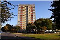SP5502 : Evenlode Tower in Blackbird Leys by Steve Daniels